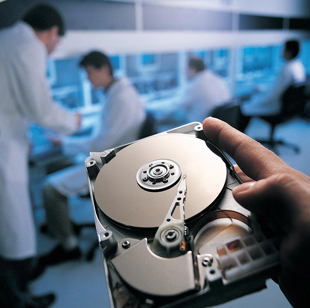 London UK Data Recovery Specialists