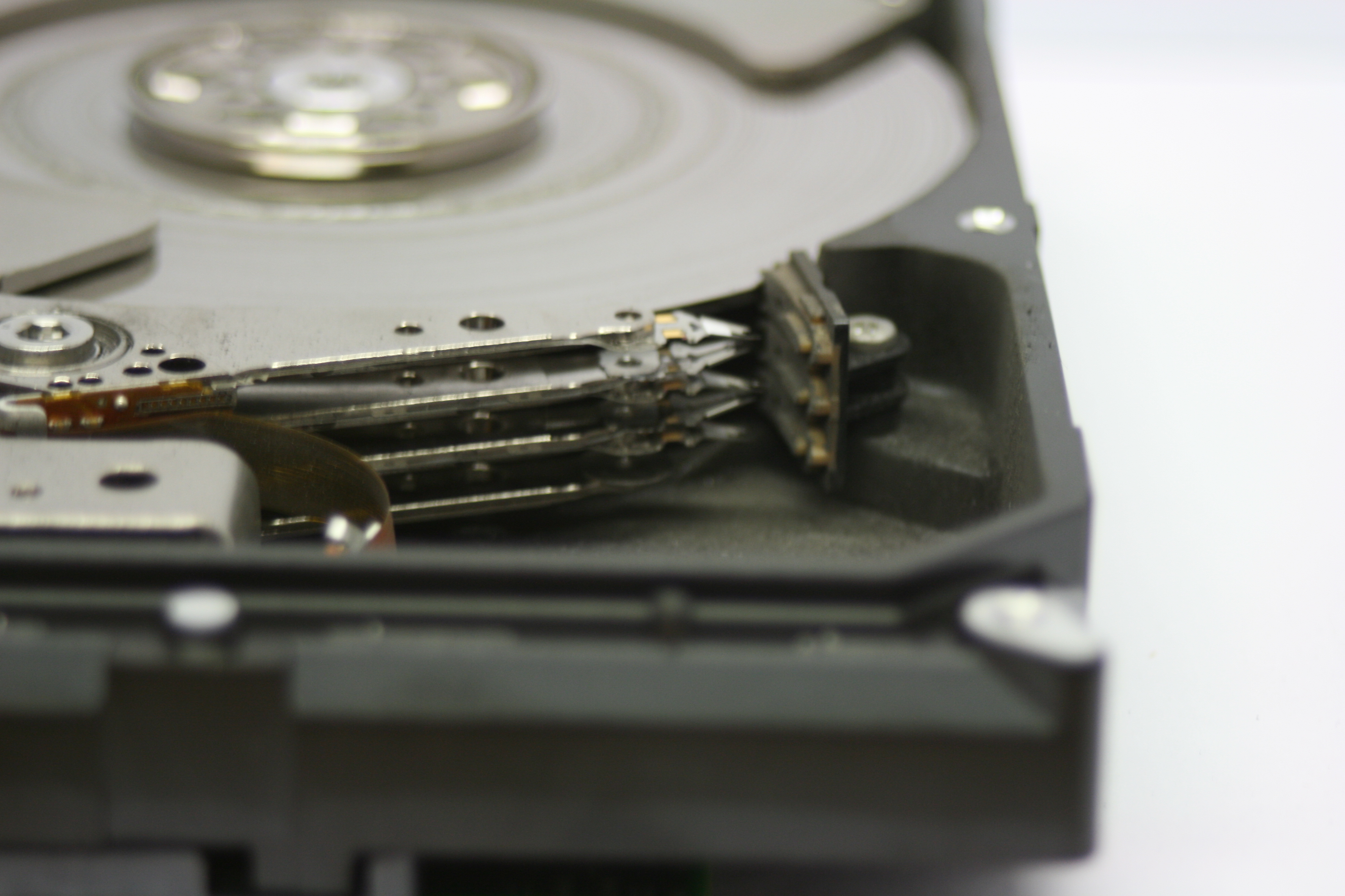 How recover data from crashed hard disk